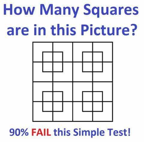 Stupid squares